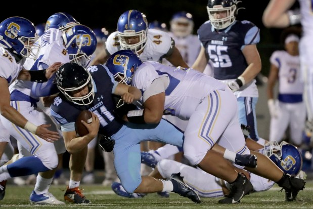 Prep football: Serra pulls out season-opening win over Valley Christian 3