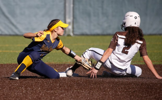 CCS softball: How St. Francis completed a rare perfect season with an Open title 14