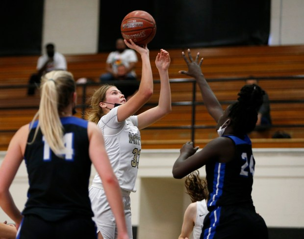 CCS basketball: Mitty topples Priory to reach another girls Open Division final 8