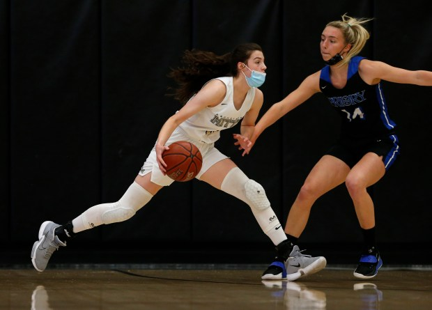 CCS basketball: Mitty topples Priory to reach another girls Open Division final 4