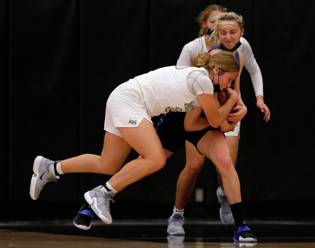 CCS basketball: Mitty topples Priory to reach another girls Open Division final 10