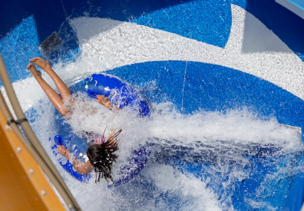 Brand new South Bay Shores waterpark opens at Great America 3