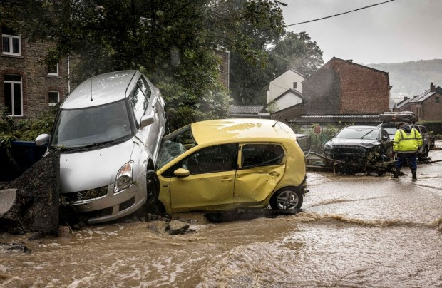 Severe flooding kills at least 40 in Europe
