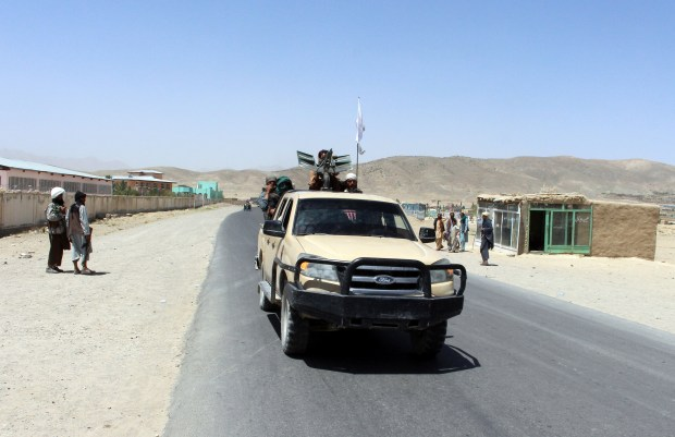 Afghanistan: Taliban take 4 more cities amid sweep across south