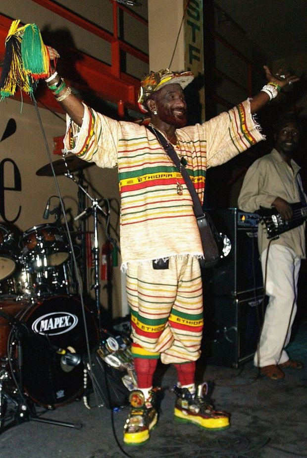 """Lee """"Scratch"""" Perry, legendary reggae musician from Jamaica, dies at 85"""