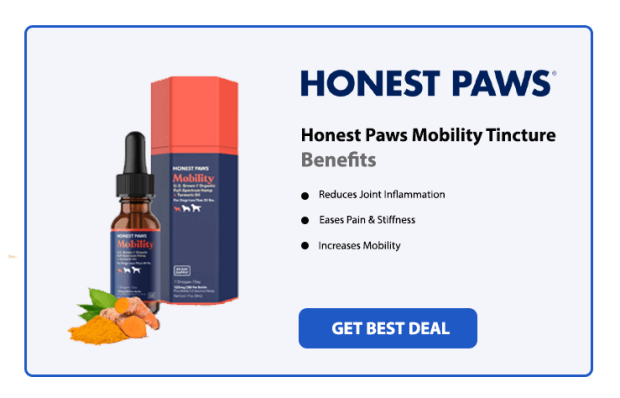 Honest Paws Mobility Oil