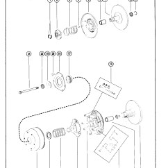 Parts Of A Comet Diagram Marine Engine Cooling System