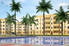 Hannah-Gardens Beach Front. 3 Bed Apartment, Badagry, Nigeria