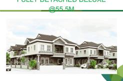 Lekki Gardens Estate, fully detached Deluxe Duplex