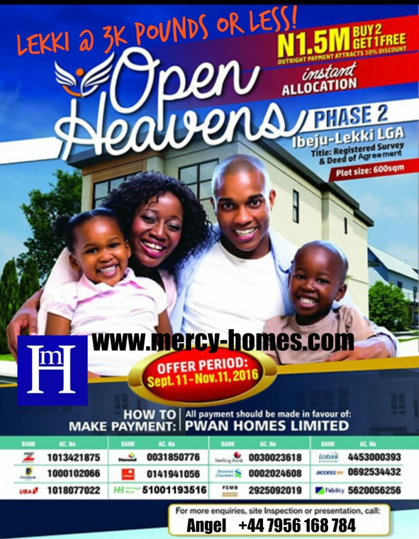 LEKKI LAND FOR SALE