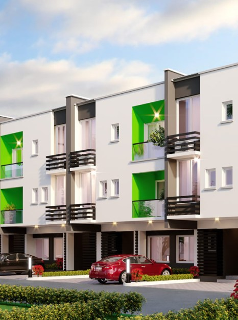 Paradise Estate Lekki offers