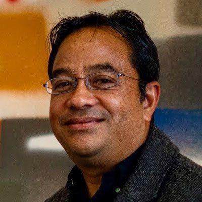 Headshot of Dr. Sadeep Shrestha
