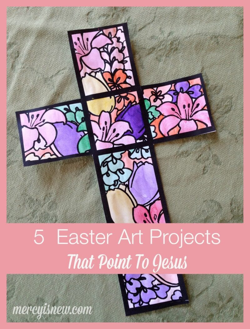 Faith Based Amp Meaningful Easter Art Projects