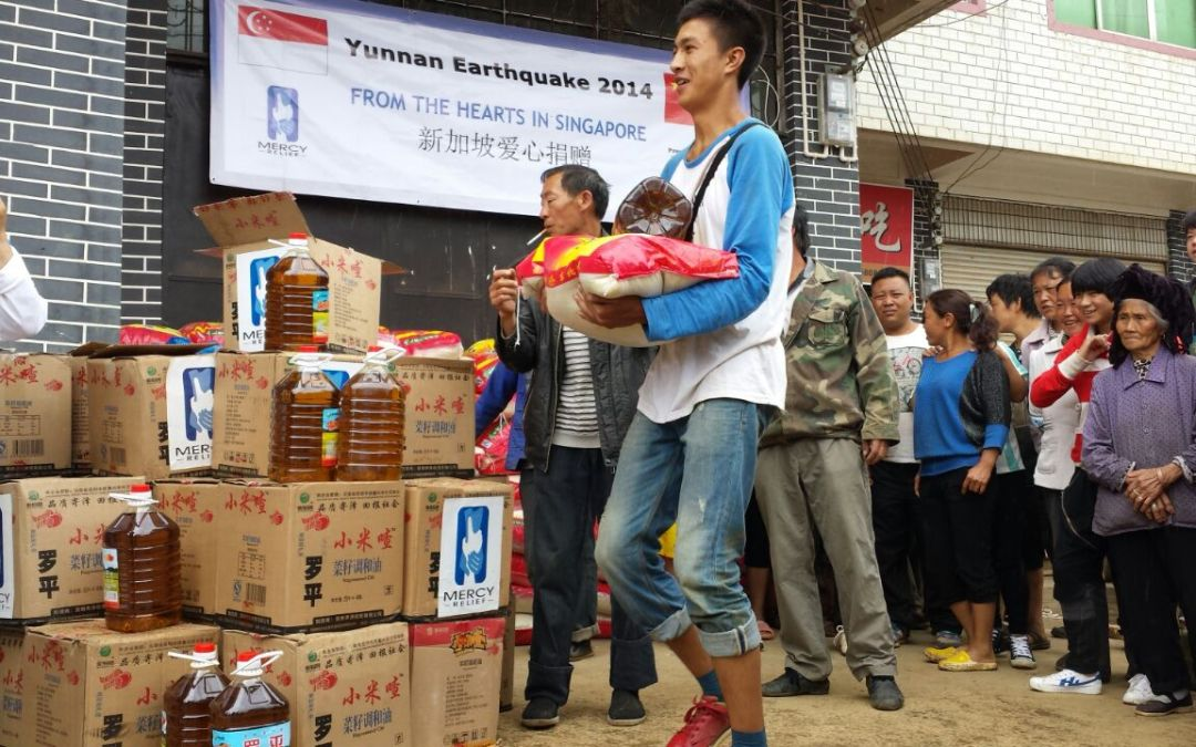 Mercy Relief delivers aid amid logistical constraints