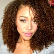 virgin mongolian kinky curly hair