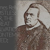 James Relly: The Great Salvation Contemplated, epistle IV