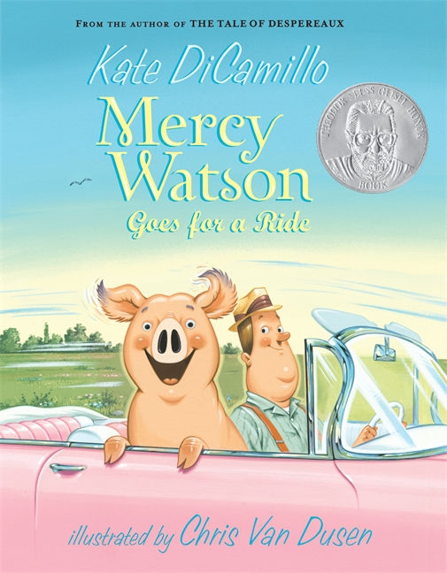 pig in car book cover
