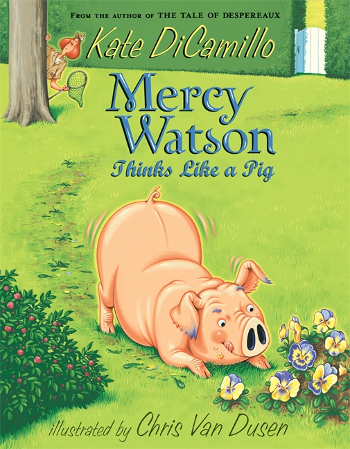 pig in bush book cover