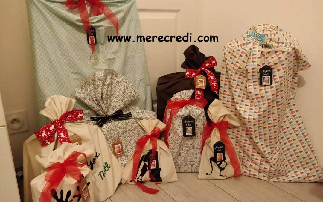 Noël et zéro déchet : les emballages cadeaux!