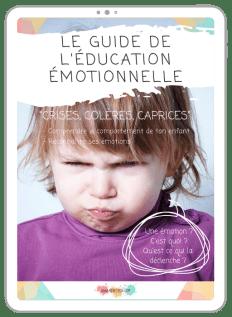 guide education emotionnelle