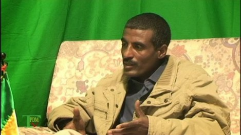 TPDM chairman Mola Asgedom