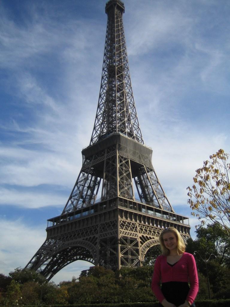 Thuis in Parijs