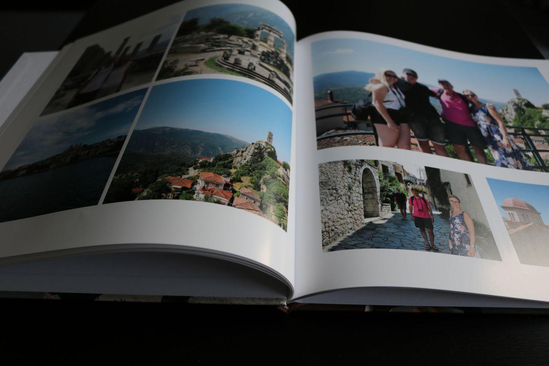 """""""Een gedrukt fotoboek is zoveel kleiner dan een ouderwets plakboek"""""""