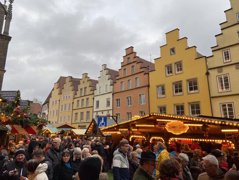 Kerstmarkt Osnabrück 2019