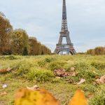 Eiffeltoren herfst