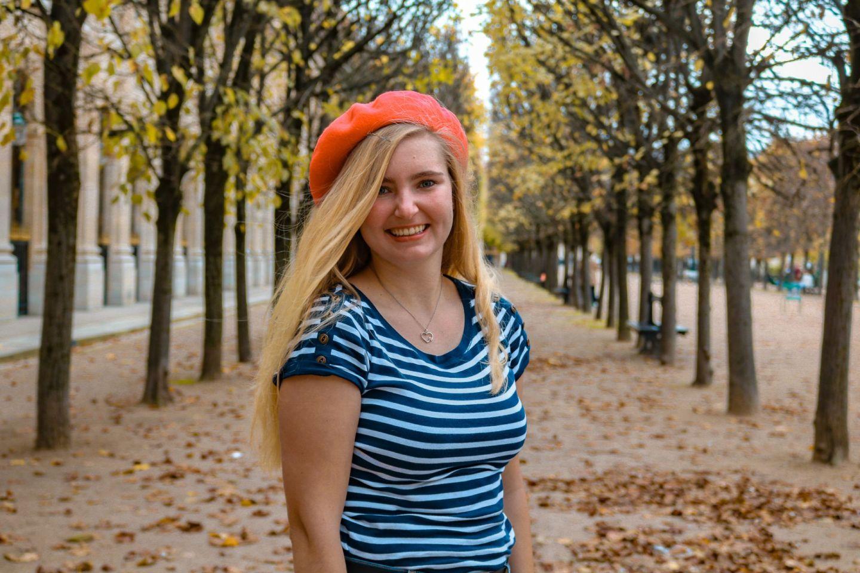 Nederlander in Parijs