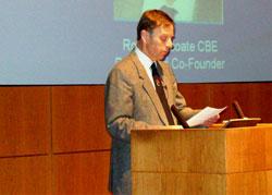 Roger Jefcoate CBE