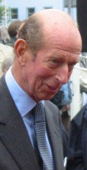The Duke of Kent