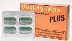 Virility Max kapszulák