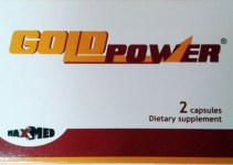 Gold Power front