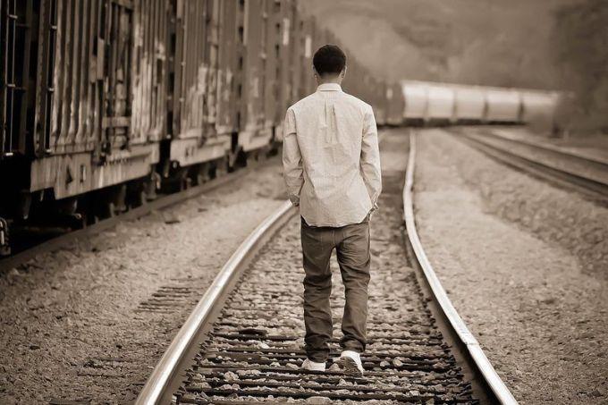 Magányos fiú
