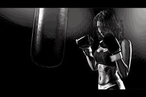 Boxolónő