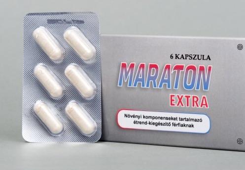 Maraton Kapszulák