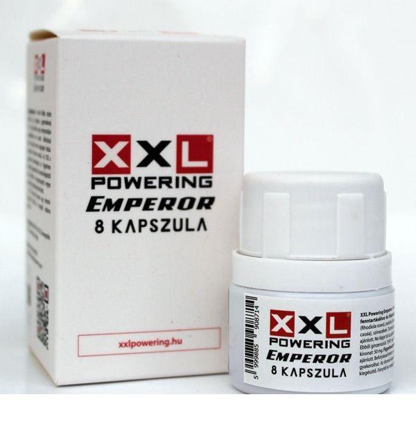 XXL Power Emperor 8 kapszula