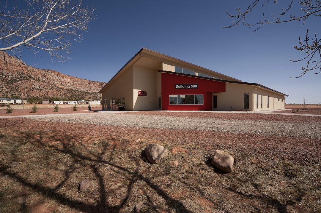 MCC Nursing and Business Incubator Building