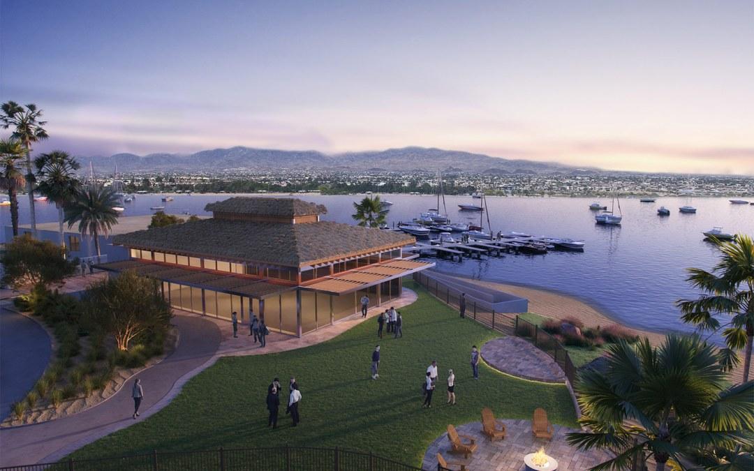 Nautical Beachfront Resort Pavilion moving into permit phase.