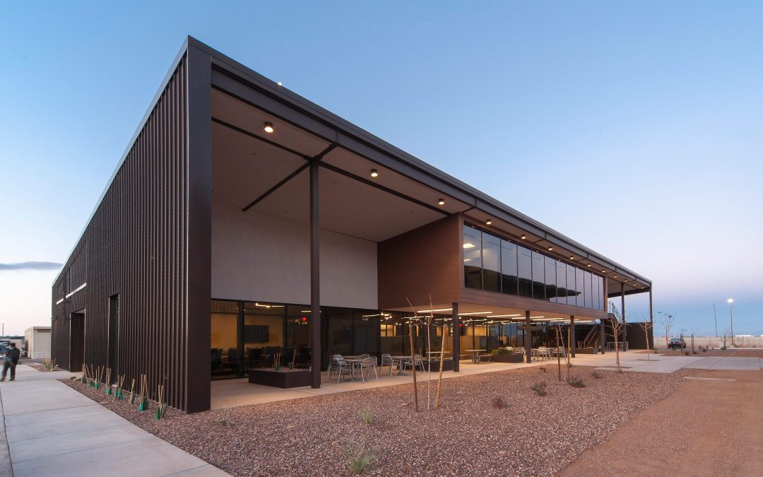 Town of Queen Creek Utility Administration Building
