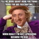 Hilarious Deaf Memes