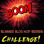 "Summer Blog Hop Series: CHALLENGE! ""Coming to Terms"""