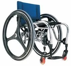 wheelchair bound