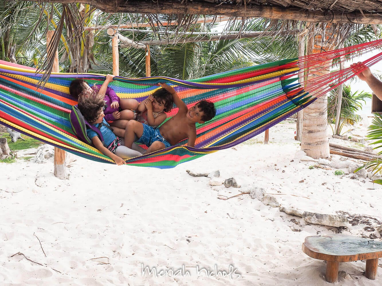 traveling with toddler mexico