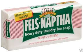 bar of fels naptha soap