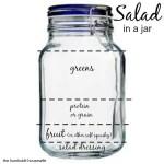 Motivation Monday: Salad in a Jar