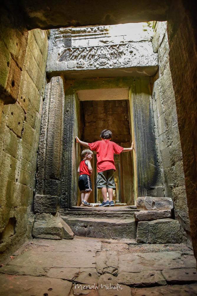 Bayan at Angkor Wat by Meriah Nichols-61