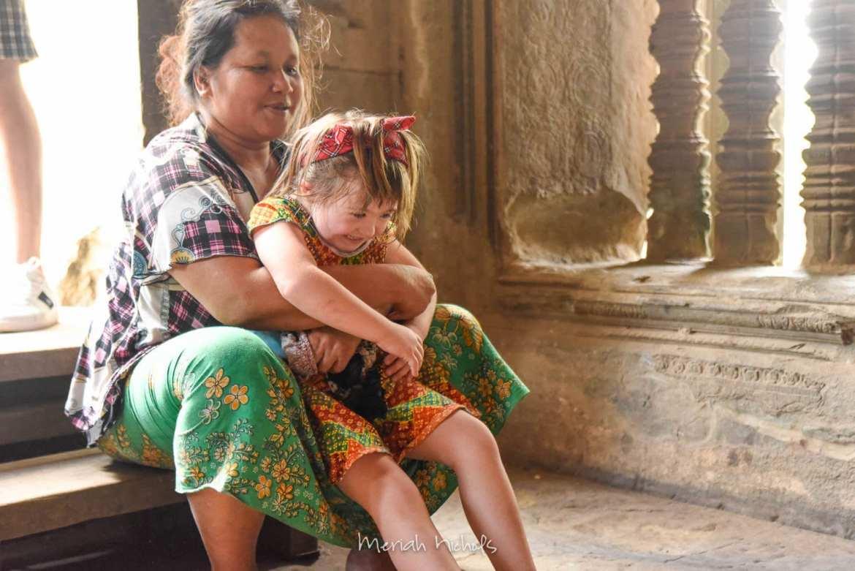 Meriah Nichols Angkor Wat-13