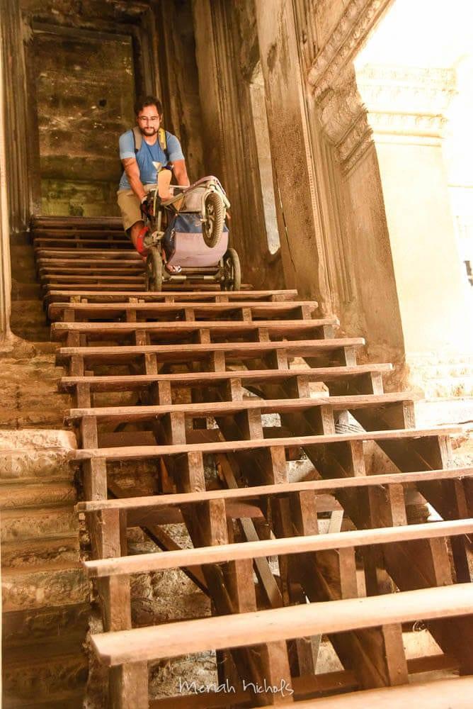 Meriah Nichols Angkor Wat-19